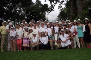 Al encuentro asistieron familiares de Medellín, Popayán, Cali, Ibagué, Miami y Bucaramanga.  - Suministrada/GENTE DE CAÑAVERAL