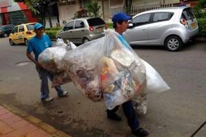 El Municipio reforzó la cuarta ruta del reciclaje con 30 recicladores. - Suministrada/GENTE DE CAÑAVERAL