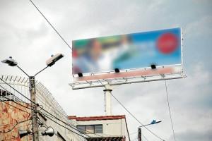 Cañaveral es una de las zonas más utilizadas para instalar publicidad política.  - Javier Gutiérrez/GENTE DE CAÑAVERAL