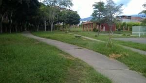Este es el parque al que son llevados los perros, siendo ese lugar de esparcimiento para que las personas se ejerciten.  - Suministrada/GENTE DE CAÑAVERAL
