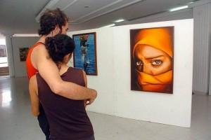 Los amantes del arte podrán visitar la Casa de la Cultura Piedra del Sol para disfrutar del Sexto Salón de Artes MIRE. - Suministrada/GENTE DE CAÑAVERAL