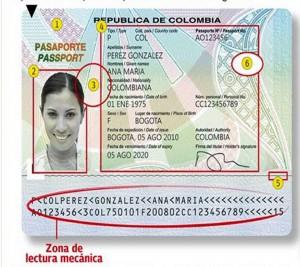 Los ciudadanos deben tramitar su pasaporte en la oficina ubicada en la calle 48 #27A-48.  - Tomada de Internet/ GENTE DE CAÑAVERAL