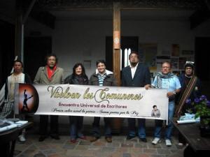 El encuentro de escritores será del 26 de septiembre al 2 de octubre. - Suministrada / GENTE DE CAÑAVERAL