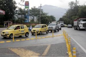Algunos habitantes aseguran que es peligroso el retorno del Anillo Vial a Cañaveral.  - Archivo/GENTE DE CAÑAVERAL