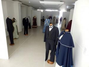 Estos son algunos de los trajes y vestidos de la época de 1800 a 1960. - Suministrada/ GENTE DE CAÑAVERAL
