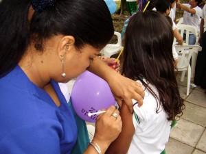 Las mujeres beneficiadas tendrán garantizadas las tres dosis que conforman el esquema completo contra el VPH. - Archivo /GENTE DE CAÑAVERAL