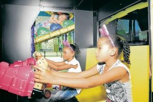 Los niños del programa disfrutaron de una jornada diferente llena de juegos y mucha diversión dentro del marco de Haloween. - Didier Niño /GENTE DE CAÑAVERAL