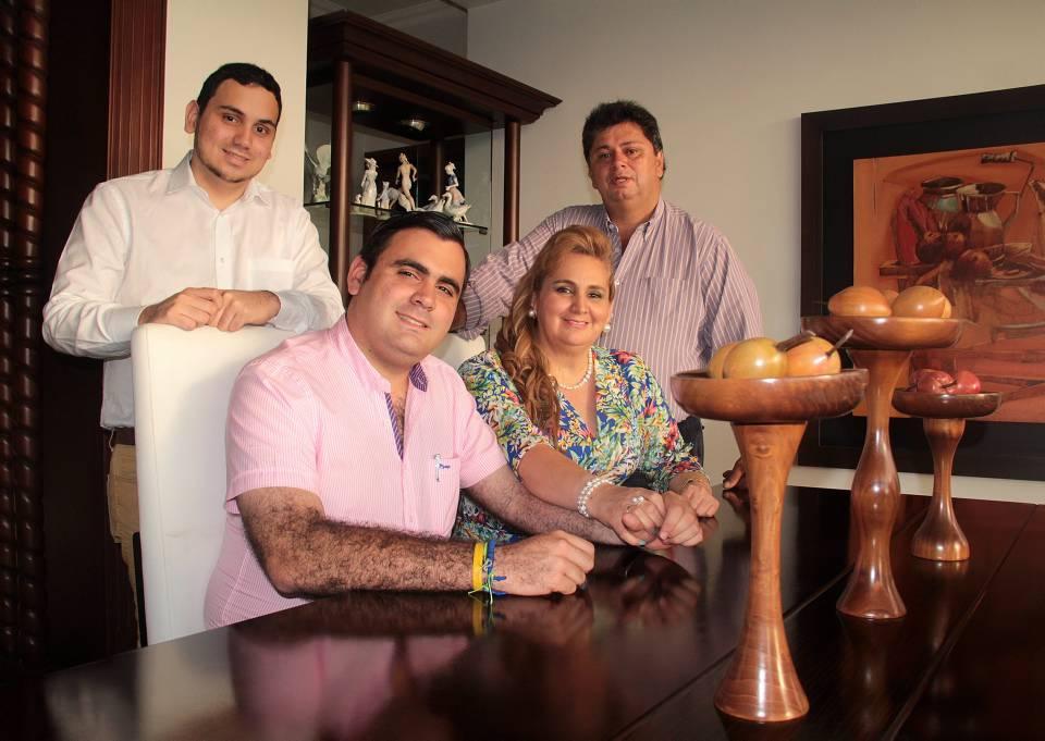 Para el nuevo Alcalde, la familia ha sido uno de los pilares más importantes de su formación