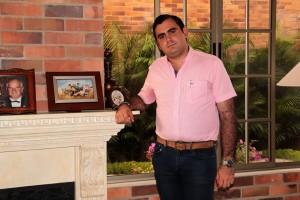 Héctor Mantilla se posesionará como Alcalde el 1 de enero de 2016