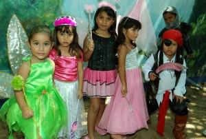 Los niños de Cañaveral podrán compartir en familia y celebrar la fecha en el parque La Pera.  - Archivo/GENTE DE CAÑAVERAL