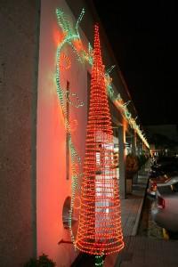 Los centros comerciales comenzarán la programación navideña a partir del 13 de noviembre.   - Archivo/GENTE DE CAÑAVERAL