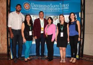 Camilo Daza, Clara Beltrán, Martín Giraldo, Nieves Flórez, Pilar Oviedo y Laura Rueda. - Javier Gutiérrez/GENTE DE CAÑAVERAL
