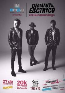 La banda bogotana se presentará el 27 de noviembre en Bucaramanga.  - Suministrada/GENTE DE CAÑAVERAL