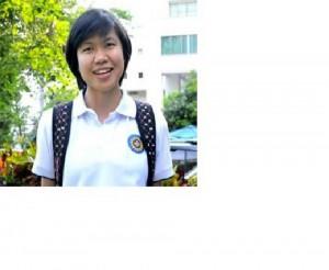 Sawita Tantheepthan, estudiante de la Universidad Santo Tomás seccional Bucaramanga. - Suministrada/GENTE DE CAÑAVERAL