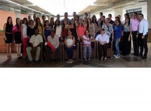Desde 2013, la Universidad Pontificia Bolivariana adelanta este proyecto para la población víctima de la violencia.  - Suministrada/GENTE DE CAÑAVERAL