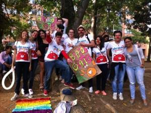 Los jóvenes profesionales se unen para ofrecer programas pedagógicos a la ciudadanía.  - Suministrada /GENTE DE CAÑAVERAL
