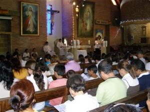 La comunidad católica invita a los fieles a participar con fervor de esta celebración de Navidad.  - Archivo/GENTE DE CAÑAVERAL