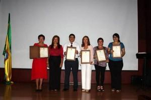 La directiva obtuvo el reconocimiento de la Cámara de Comercio, Empresarios por la Educación, ExE, Capítulo Santander.  - Archivo /GENTE DE CAÑAVERAL