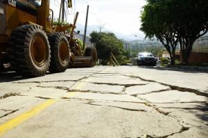 Las vías no recibían mantenimiento hace más de 15 años.  - César Flórez/GENTE DE CAÑAVERAL