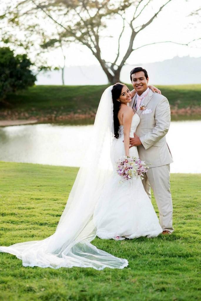 Manuel Fernando Durán Gutiérrez y Cyndi Yidena Gómez Vargas.  - Suministrada/GENTE DE CAÑAVERAL