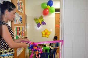 La Clínica Guane cuenta con un sala de lectura infantil. - Suministrada/GENTE DE CAÑAVERAL