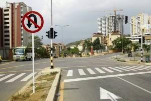 Los conductores temen que ocurra un accidente.  - César Flórez/GENTE DE CAÑAVERAL