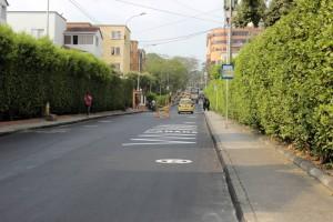 La vía que estuvo deteriorada por varios años fue restaurada para mejorar la movilidad vehicular.   - Fabián Hernández /GENTE DE CAÑAVERAL