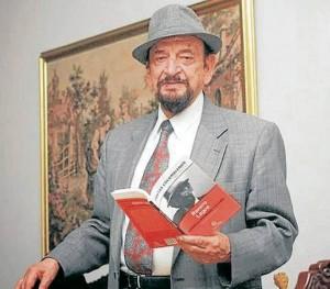 Ramiro Lagos, poeta santandereano. - Tomada de Internet / GENTE  DE CAÑAVERAL