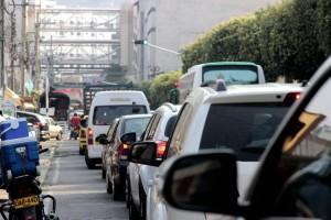 La comunidad se quejó porque los ajustes de los tiempos de los semáforos han causado traumatismos.  - Fabián Hernández / GENTE DE CAÑAVERAL