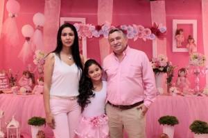 Paola Duarte, María Luisa Ospina y William Ospina. - Fabián Hernández /GENTE DE CAÑAVERAL