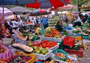 El mercado campesino se realizará este domingo de 6:00 de la mañana a 3:00 de la tarde.  - internet/GENTE DE CAÑAVERAL