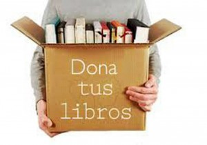 En Cañaveral, los libros se están recibiendo en el centro comercial Parque Caracolí y Nuevo Cambridge.  - Internet/GENTE DE CAÑAVERAL