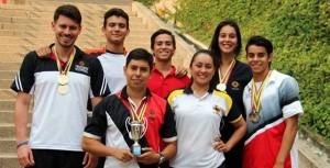 El equipo de natación de la UPB se destaca y se prepara para próximos campeonatos.  - Suministrada/GENTE DE CAÑAVERAL