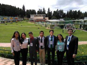 El encuentro se llevó a cabo la semana pasada en el colegio Los Alcaparros de Bogotá.  - Suministrada/GENTE DE CAÑAVERAL