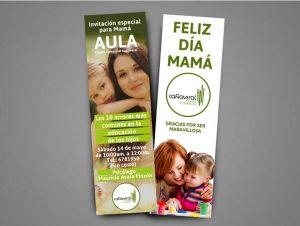 Mediante piezas publicitarias, el centro comercial invita a las mujeres a participar en la primera charla.  - Suministrada/GENTE DE CAÑAVERAL