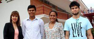 Los estudiantes tuvieron una destacada participación en la competencia iberoamericana en simulación de negocios desarrollada por la empresa española Company Game. - Suministrada/GENTE DE CAVAÑAVERAL