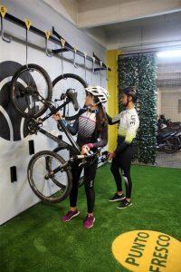 Los clientes podrán disponer de áreas cómodas y seguras para dejar su bicicleta. - Internet/GENTE DE CAÑAVERAL
