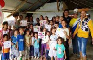 El proyecto está dirigido a niños de primera y segunda infancia en condiciones desfavorables. - Suministrada/GENTE DE CAÑAVERAL