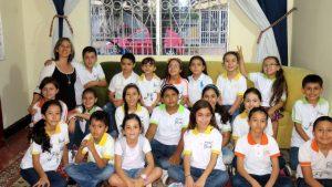 El coro infantil La Cuerda (foto) estará presente en el Festival, junto con otros 300 niños y jóvenes de coros de Bucaramanga y el área metropolitana. - Suministrada / GENTE DE CAÑAVERAL