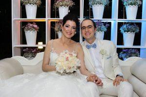 María Fernanda Chacón y José Ignacio García - Fabián Hernández/GENTE DE CAÑAVERAL