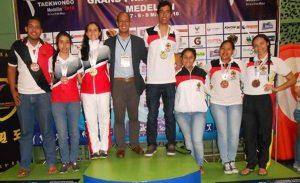 En los Juegos Zonales participaron más de 2 mil estudiantes deportistas pertenecientes a UTS, Unab, UCC, Udes, UIS, Usta, UMB y UPB.  - Suministrada/ GENTE DE CAÑAVERAL