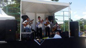 Diferentes agrupaciones se presentaron en el Festival de Música Campesina que se realizó en el Valle de Ruitoque.  - Suministrada/GENTE DE CAÑAVERAL