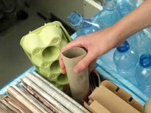 Los materiales que se reciclan son vidrio, plástico, metal, cartón y papel. - Internet/GENTE DE CAÑAVERAL