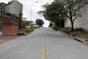Habitantes de Altos de Cañaveral Quinta etapa aseguran que necesitan un reductor de velocidad para evitar accidentes.  - Fabián Hernández /GENTE DE CAÑAVERAL