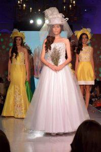 En Expoboda se realizará la pasarela con las últimas tendencias de vestidos de novia, a cargo de diferentes diseñadores. - Suministrada/GENTE DE CAÑAVERAL