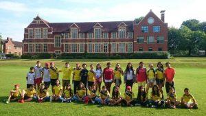 Estudiantes del Colegio Británico de Cartagena, New Cambridge School de Cali y New Cambridge School de Bucaramanga.  - Suministrada /GENTE DE CAÑAVERAL