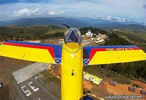 Durante 2 días habrá exhibiciones de aeronaves, aeromodelismo y acrobacia aérea. - Internet /GENTE DE CAÑAVERAL