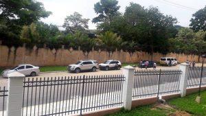 Los residentes del conjunto Bellomonte piden atención de las autoridades de Tránsito. - Suministrada/GENTE DE CAÑAVERAL