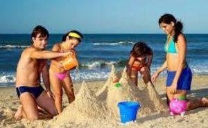 Los clientes podrán disfrutar de la playa de Cañaveral a partir del próximo viernes, 26 de agosto.  - Suministrada /GENTE DE CAÑAVERAL