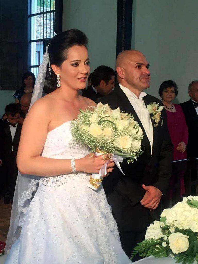Franz Contreras Pinzón y Ligia Hernández Silva. - Suministrada /GENTE DE CAÑAVERAL